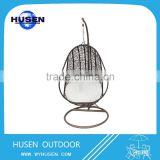 2016New type attractive ellipse rattan garden set