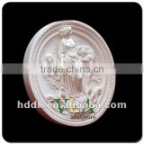 Round Wall Decoration Relievo VR-053