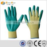 sunny hope good nitrile garden women long sleeve garden gloves
