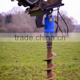 Farm ground hole drilling machine earth auger for tractor