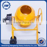 180L electric manual cement mixer/Electrical engine 240V portable sand cement mixing machine for sale
