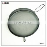 43023 Mesh Stainless Steel Strainers coated