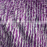 2015 color jacquard plush fleece textile toys clothing all available peacock velvet article printed faux fur fabrics