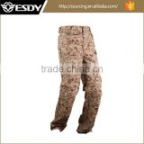 Military Outdoor Sports Hiking Combat Trousers IX7 Cargo pants desert Camo