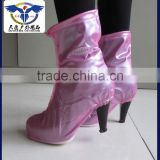 High Heel Fashion Shoe Cover/Waterproof and Non-slip shoe cover