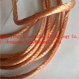 Electrical copper stranded wire