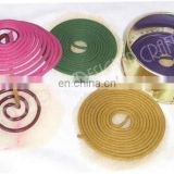 TIN PACK INCENSE GARDEN COIL