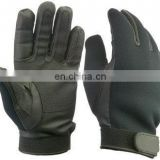 Custom Neoprene and leather Gloves
