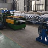 Building Material Producer Steel C Z Purlin Roll Forming Line C Z Exchangeable Roll Forming Machine