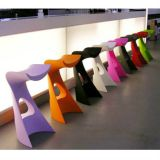 Fiberglass Bar Stool Bar Chair