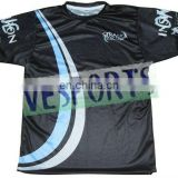 100% Polyester sublimation Shirts