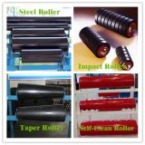 libo long life low friction steel rollers idlers