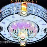 ceiling crystal lamp , LED light, besting selling Chandelier