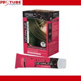 Professional Hair Dye Aluminum Collapsible Packaging Tube