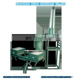 Hot Export India Cameroon one mould blackboard small school chalk piece making moulding machine for small business