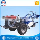 New Diesel Mini Farm Power Tiller Walking Tractor