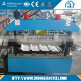 Roofing automatic roll forming machine for thickness0.14-0.26mm