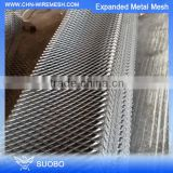 High Quality Micro Aperture Expanded Metal Sound Box Cover, Thick Expanded Metal Mesh, New Type Expanded Metal Mesh