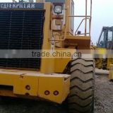 secondhand wheel loader Cater 966E / original chinese loader in shanghai