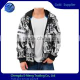Wholesale High Quality New Design All over Body Sublimated Custom Hoodies