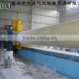 frp pipe making machine