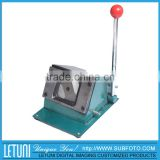 Paper Cutter Making Machine for Pin Button Badge