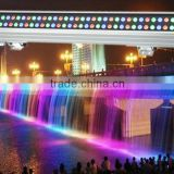 New LED BAR Wall Washer Submersible Waterfall Fountain