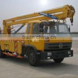 famous brand dongfeng aerial working truck with high quality