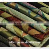 wholesale breathable good upholstery chenille jacquard sofa fabric