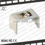 "32"" all in one computer table lcd kiosk video stand lcd advertising display touch screen smart tv supermarket promotion display"