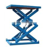 Woodworking scissor lift table,Lifting platform & lift table,hydraulic scissor lift table