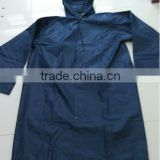 stock one size outdoor foldable men light rain jacket