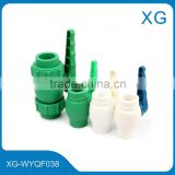 Plastic handle brass ball valve/stop valve/stop cock valve/dark valve/gas hose ball valve