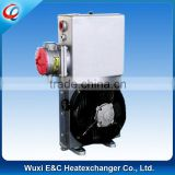 concrete mixer oil cooling system with fan germany thermal switch