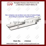 China cheap stainless steel piano hinge stainless steel piano butt hinge for sale 079050AS