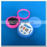 Cheap Plastic mini sewing kits with hair brush and mirror                                                                         Quality Choice
