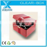 cheap custom rectangle Jewelry gift packaging paper box                                                                         Quality Choice