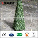 indoor vertical artificial palm tree leaves garden fence                                                                                                         Supplier's Choice