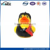 Economical custom design yellow rubber baby duck