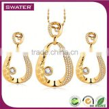 Best Selling Products In America 2016 22K Gold Jewellery Dubai Wholesale Jewelry Set Price