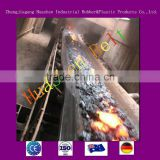 DIN EP heat transportation system China supplier rubber conveyor belt abrasive manufacture plant for gavel coal iron ore
