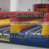 Hot Sale inflatable bungee run equipment, inflatable bungee run games SP-SP012