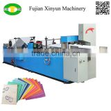 Paper dental bib automatic making machine