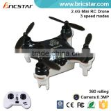Fly toy vehicles 2.4G mini rc drones nano quadcopter, mini rc quadcopter with cameras                                                                         Quality Choice