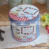 OEM Printed Food Grade Tin Box/food packaging tin /Rectangular Tin Cans For Food Packaging
