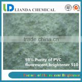 98% Purity PVC Optical Brightener additive 510