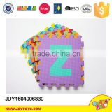 EVA Foam Alphabet Puzzle Mat Puzzle EVA Foam Mats Mat Colorful Interlocking Educational Baby Child Toy