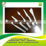 plastic painting knife for painting hobby