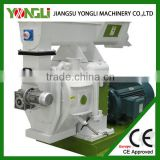 factory direct supply peanut shell granulator with engineers available to service machinery overseas