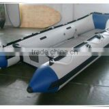 Funny inflatable fishing boat, inflatable boat with electric motor, inflatable boat accessories